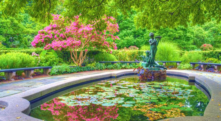 حديقة فيلا دوريا بامبيلي #روما #إيطاليا