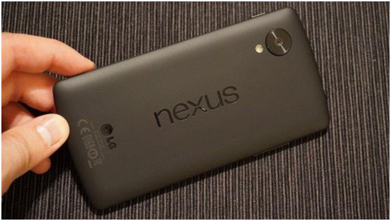 تسريب صورة لنسخة باللون الأسود من الهاتف LG Nexus 5X