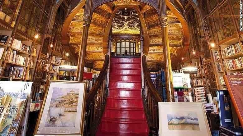 أفضل #المكتبات في العالم #غرد_بصوره 1
