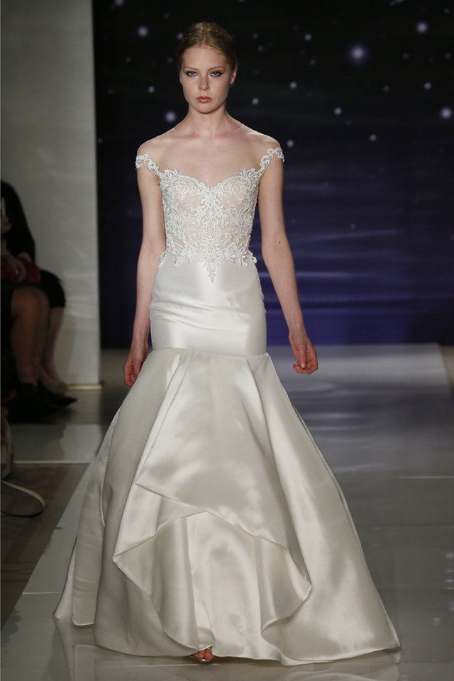 فساتين زفاف دانتيل موديلات 2016 #موضه #ستايل -10