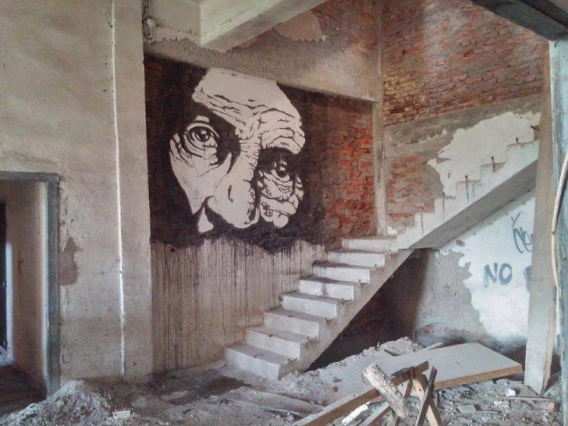 رسومات جدارية مميزة جداً ومبتكرة #غرد_بصورة-6