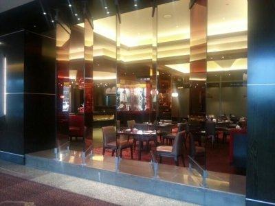 مطعم روسو - مركز المملكة - طريق العروبة - العليا #الرياض