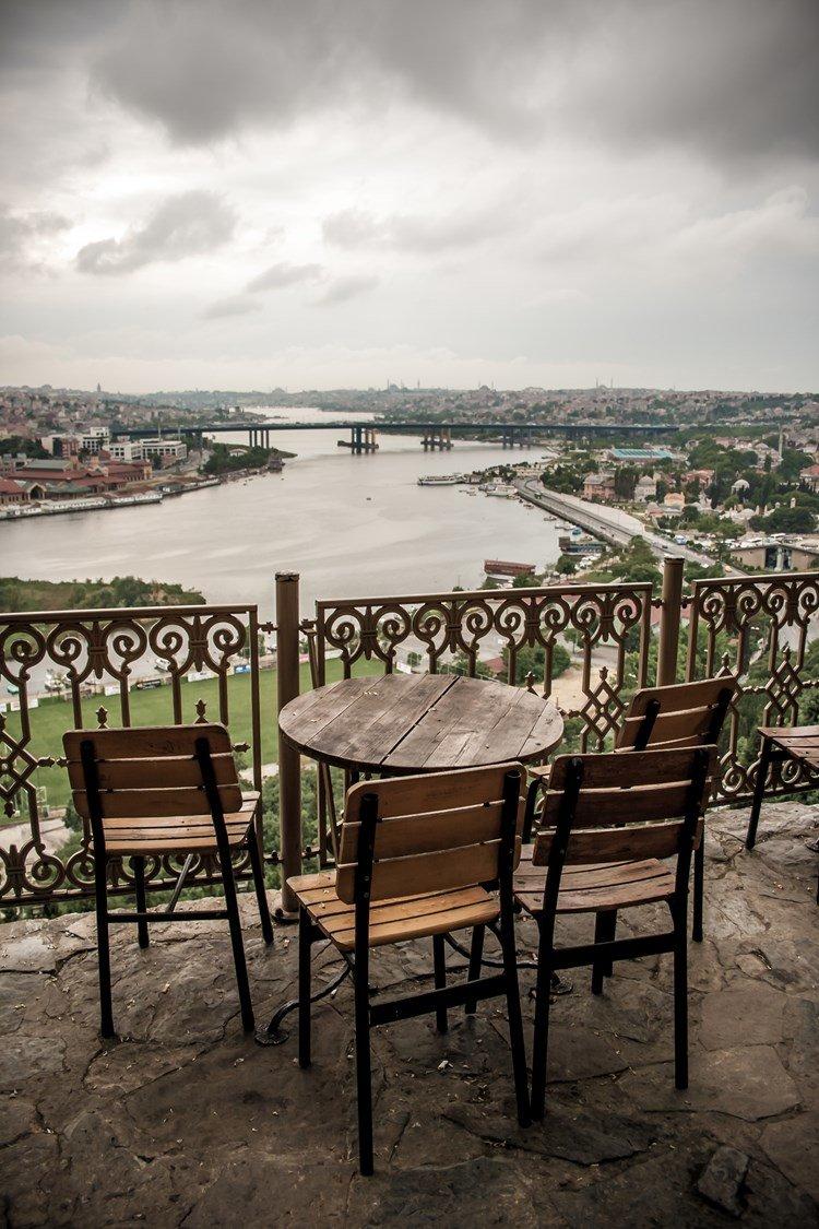 تلة بيير لوتي #اسطنبول #تركيا