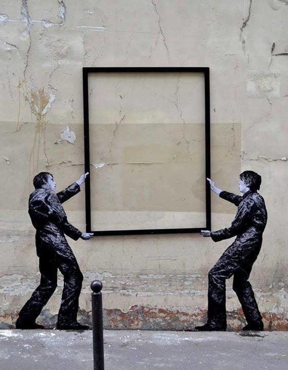 #منوعات #فن الرسم على #الجدران صوره 5