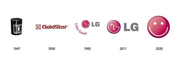 شعار شركة إل جي LG بين الماضي وكيف ستبدو في المستقبل #تقنية