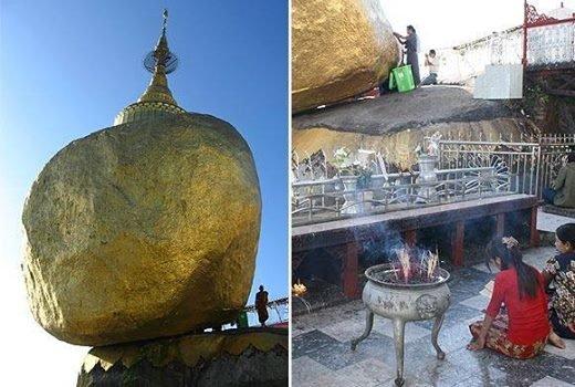 اكبر #صخرة من #الذهب_الخالص وزنها 40 طن #غرد_بصوره صوره 1