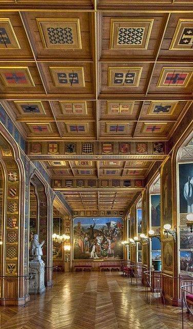 قصر فيرساي في #باريس -صورة5