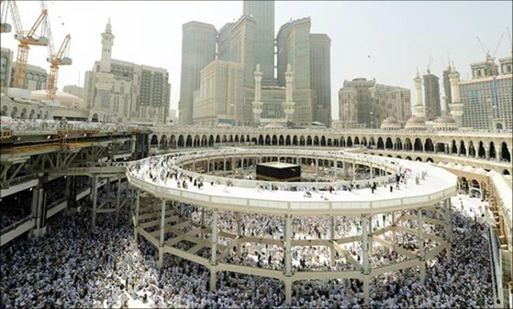 صور من الحرم المكي_ مكة المكرمة #الحج -15