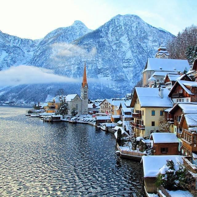 صور رائعة من #النمسا صوره 2