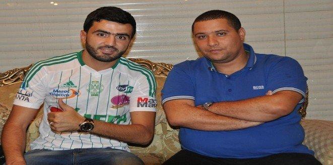 الرجاء المغربي يضم جاحوح لاعب التطواني #المغرب #كورة