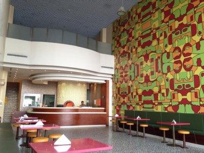 مطعم منقوشة قرب مستشفي الروابي، الروابي، #الرياض