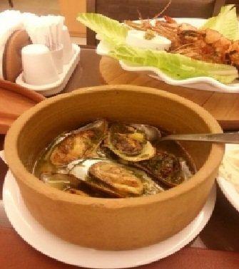 مطعم الصياد شارع التحلية، #الرياض