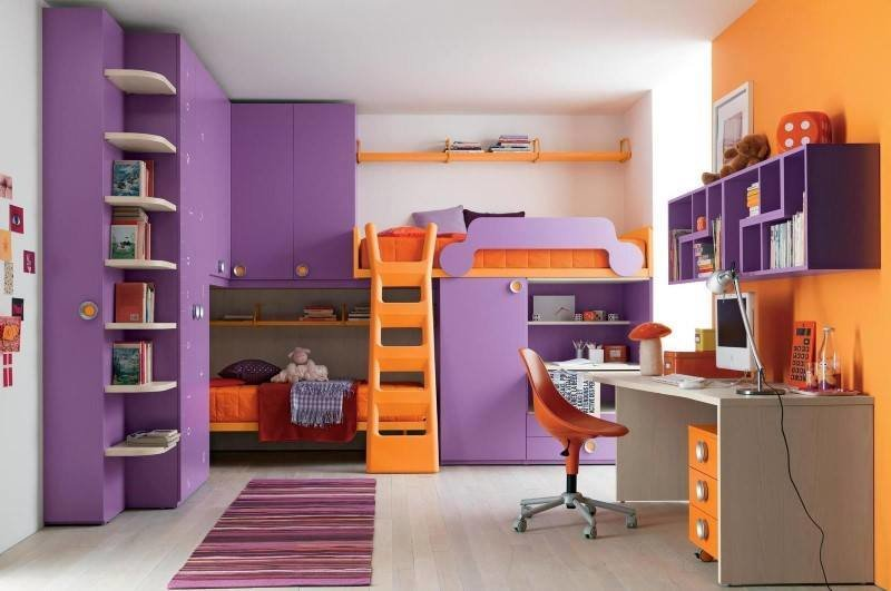 #غرف_اطفال في تصاميم مختلفه #غرائب صوره 1