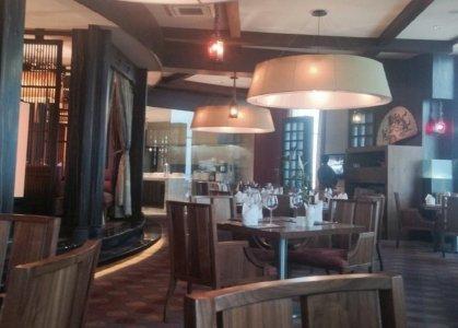 مطعم نودلز روز وود، شارع الكورنيش، الشاطئ، جدة #جدة