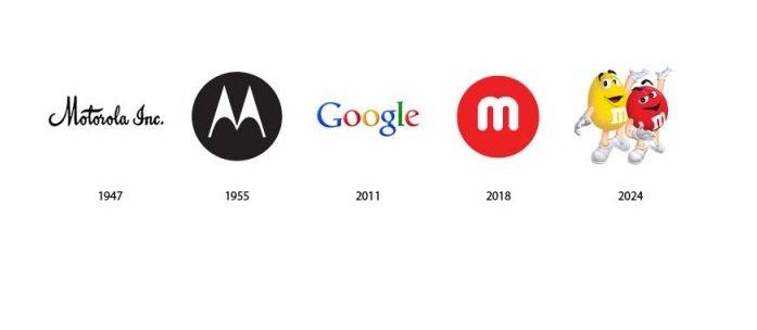 شعار شركة موتورولا Motorola بين الماضي وكيف ستبدو في المستقبل #تقنية