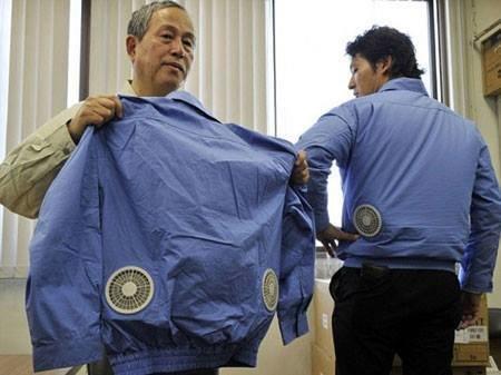 ملابس مكيّفة في اليابان لمواجهة الحرارة العالية #غرد_بصورة -صورة 3