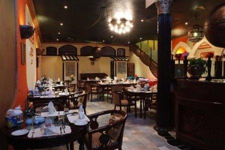 مطعم سافرون هاوس منطقة السليمانية ، شارع عبدالله بن سليمان الحمدان، #الرياض