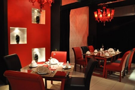 مطعم لاونج سنترو السليمانية، #الرياض