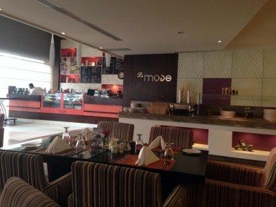 كافيه لامود فندق سويت نوفوتيل، شارع العلية، #الرياض