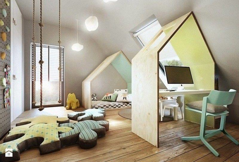 #غرف_اطفال في تصاميم مختلفه #غرائب صوره 2