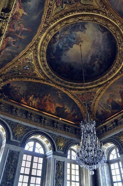 قصر فيرساي في #باريس -صورة1