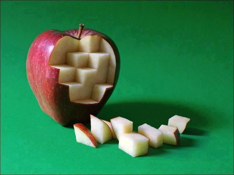 فن تقشير التفاح #غرد_بصورة-5