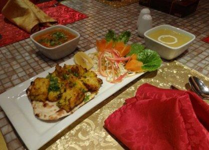 مطعم انديان رورال شارع الأمير سلطان بن سلمان، منطقة الورود #الرياض