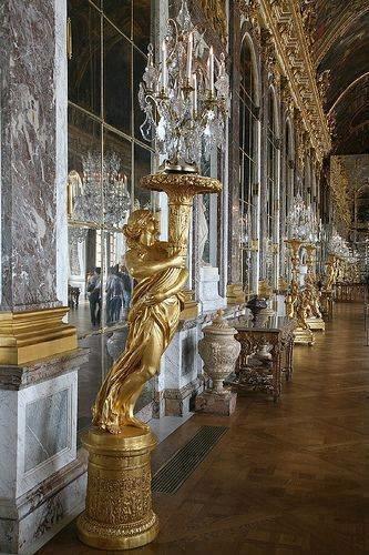 قصر فيرساي في #باريس -صورة6