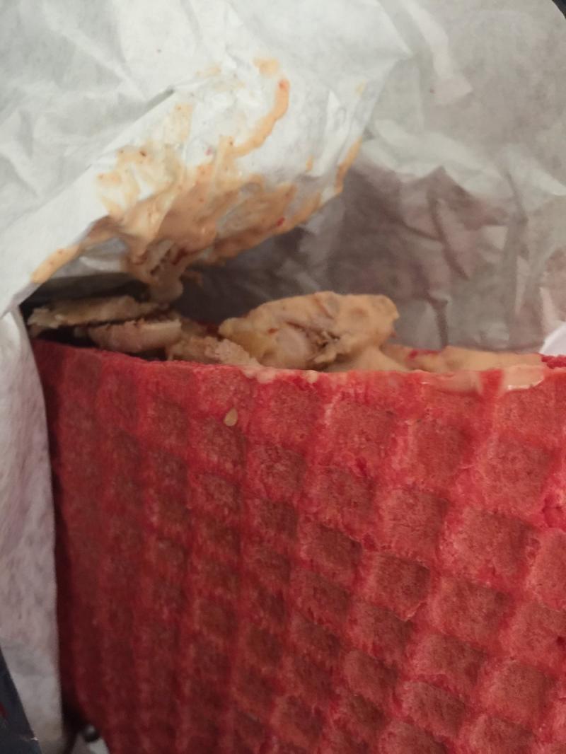 دونر دجاج من مطعم بوشنب - الخالدية #أبوظبي