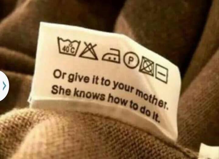 أفضل دليل غسيل للملابس - من الآخر ناولها لأمك