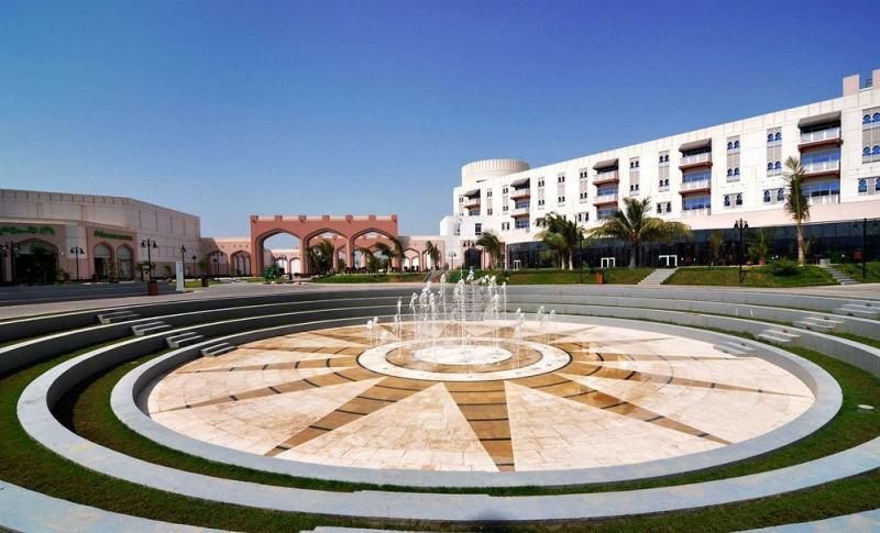 حدائق صلاله في مدينه #صلاله #عمان