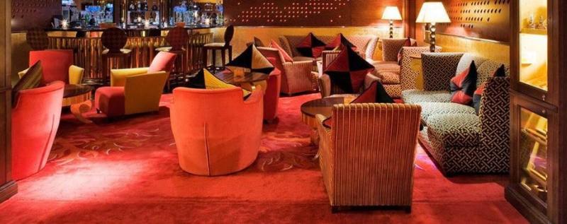 ردهة جونا - فندق #برج_العرب #دبي