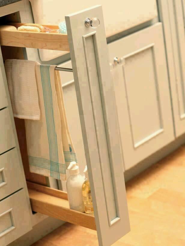 أفكار مبتكرة وحلول مميزة لمطابخ المنازل صوره 13