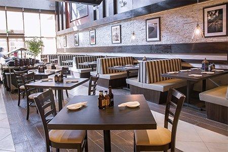 مطعم ستيك هاوس- مركز الابداع ، مخرج 8، شارع خالد بن الوليد، قرطبة، #الرياض