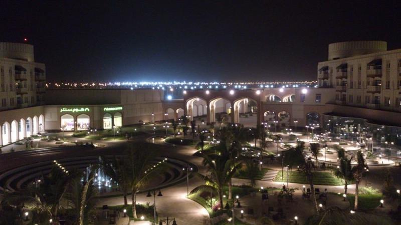 حدائق صلاله في مدينه #صلاله #عمان صوره 3