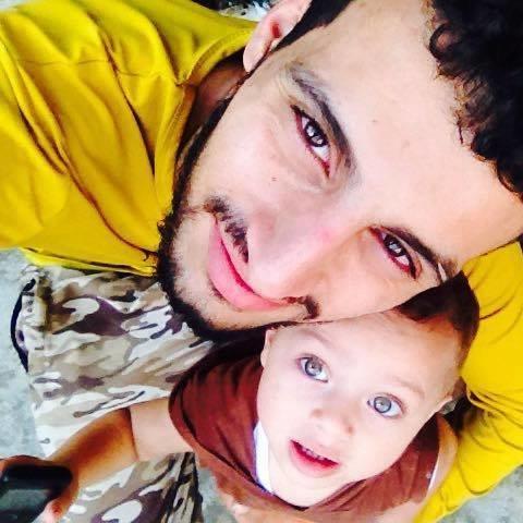 صورة للشهيد #باسل_سدر 20 عامً من مدينة #الخليل الذي اطلق الاحتلال النارعليه في باب العامود بزعم محاولته تنفيذ عملية طعن #فلسطين_تنتفض
