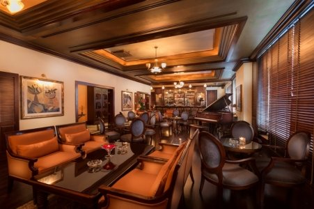 مطعم كريستال مستوى الميزانين-فندق ملينيوم الكورنيش-شارع خليفه -المركزيه، #أبوظبي