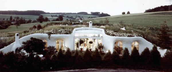 منازل بتصاميم غريبة #غرد_بصورة 1