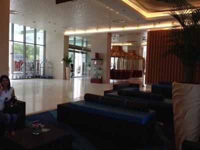 مطعم فيوز فندق كراون بلازا، مارينا ياس ، جزيرة ياس، #أبوظبي
