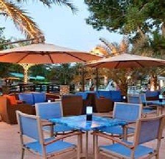 مطعم هيلتون كلوب هاوس فندق هيلتون العين، حي ساروج، العين، #أبوظبي