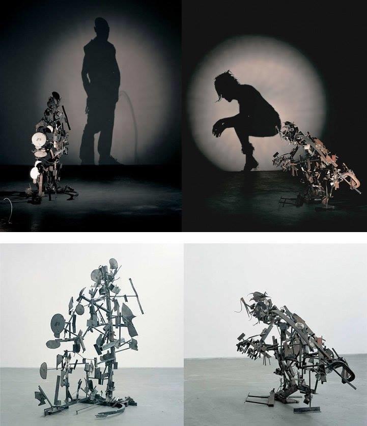 الفن يحول القمامة إلى تحف فنية #غرد_بصورة -4