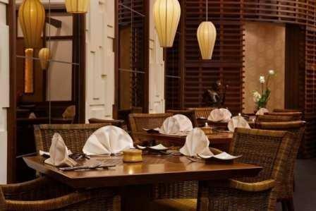 مطعم رويال أوركيد أبوظبي هيلتون أبوظبي ، منطقة النادي السياحي، #أبوظبي
