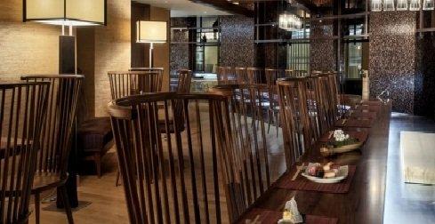 مطعم جينزا آي تشومي روز وود جدة، شارع الكورنيش، الشاطئ، #جدة