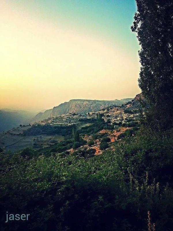 محمية #ضانا في محافظة #الطفيلة جنوب #الأردن -1
