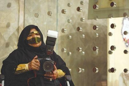 شيخة السويدي (1936) أول مصورة فوتوغرافية إماراتية، دخلت عالم التصوير في خمسينيات القرن الماضي #الإمارات