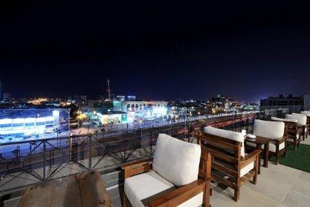 مطعم كيو لاونج شارع البترجي، حي الزهراء، #جدة