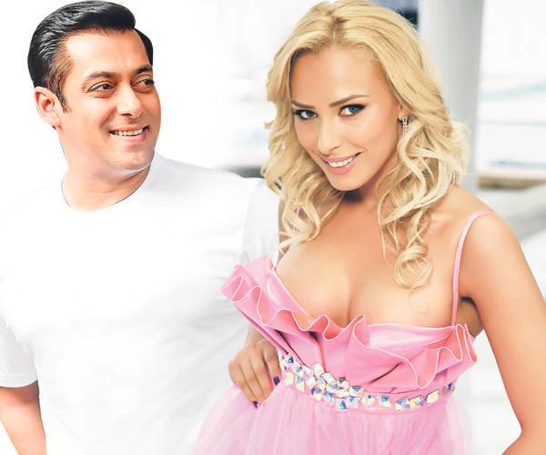 #سلمان_خان يعلن زواجه من عارضة الأزياء الرومانية #لوليا_فانتور Lulia Vantur - صورة 10