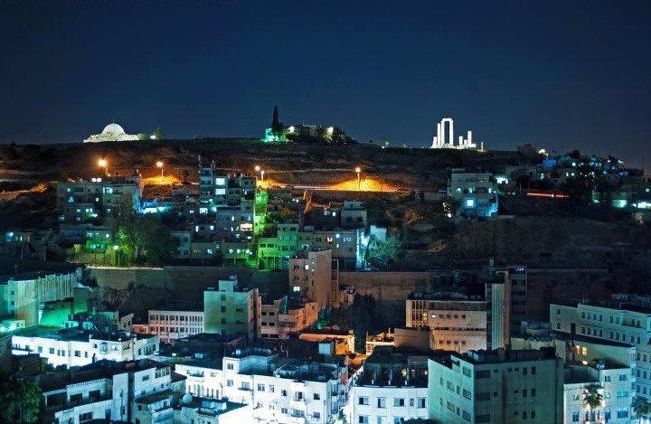 صورة من جبل القلعة #الأردن-4