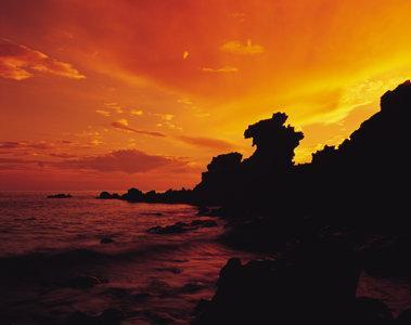 صورة من جزيرة جيجو #كوريا_الجنوبية -2