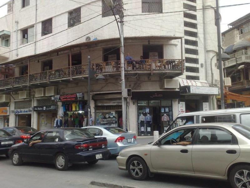 صورة من مقاهي وسط البلد #الأردن-3